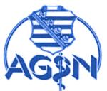 Logo der AGSN